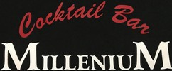 Millenium Cocktail Bar Logo